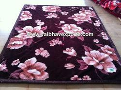 Super Soft Polyester Mink Blanket