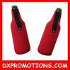 beer bottle koozie with zipper