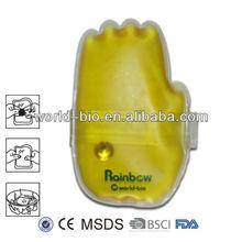 Body comfortable reusable hand warmer