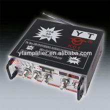 amp flight cases YT-K01 with FM