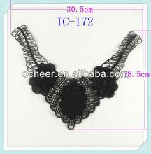 Unique black lace for ladies