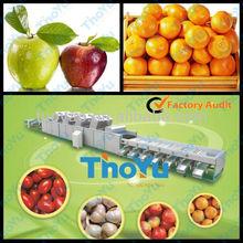 Durable and high accuracy Fruit Size Grading Machine for olive,apple,pear,orange,kiwi fruit(skype:serathoyu)
