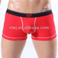plain white cotton mens underwear boxer shorts boxer men underwear booty shorts