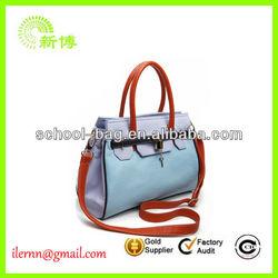 attractive elegant lady fashion bag