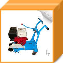 Asphalt Filling Glue Gasoline Engine Honda Concrete Seam Cleaning Machine
