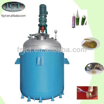 tubeless tire sealant reactor machine