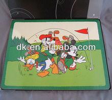 Leather Golf Cart Bag
