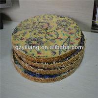 400mm Car round sisal fabric buffing wheel