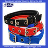 high quality fashion flat dog collars with metal buckle