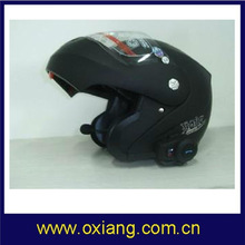 full face hands free motorcycle helmet with bluetooth