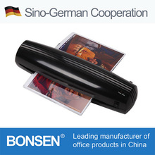 ID card laminator with hot & cold function