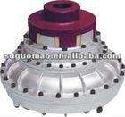 YOX Professional hydraulic fluid coupling manufacturer flexible pump rubber coupling