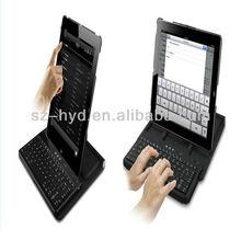 Brand new leather bluetooth keyboard case for ipad mini