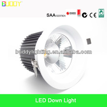50W Hotsales dimmable led downlight fitting for ceiling light