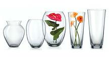 Bohemia crystal glass Vase - lead free crystal vase