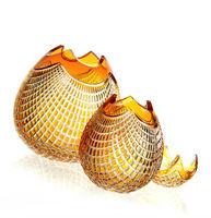 Bohemia color exclusive crystal lead crystal bowl vase