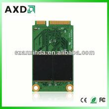 MLC/SLC Flash 128GB m-SATA SSD for Laptop/PC/Desktop