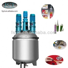 sealant for insulated glass reactor machine