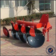 Pipe disc plough -agricultural machine