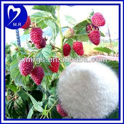 Supplyside West Exhibitor Supply high quality natural raspberry ketone 98% 99%