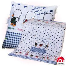 Little Duck Quilt Cushioning Pillow