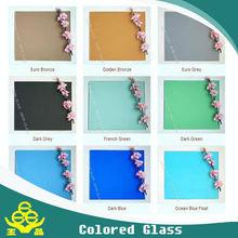 colored aluminum mirror/home decor/ISO&CE certificate