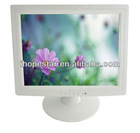 15 Inch TFT Lcd Monitor White Color, 1024x768