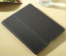 high class design popular jean material fancy case for ipad 2 smart case