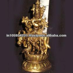 Krishna Murti on Gauu Maa