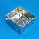 High Quality BS4662 flush mount metal box