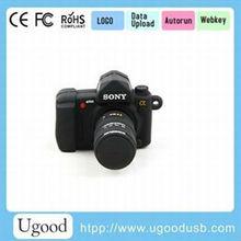 PVC usb flash drive shaped camera,hot sale usb customized,free logo usb flash drive 8 gb 16gb