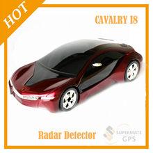 Cavalry I8 Vehicle Car Design GPS Radar Detector, X, K, Ku, Ka, Laser All Bands