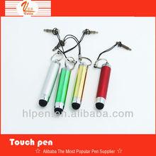 Eco-friendly mini stylus pen for touch screen/mini stylus pen for resistive touch screen