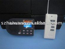 remote control hunting bird mp3 player