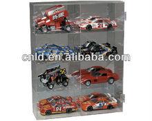 acrylic car display shelf