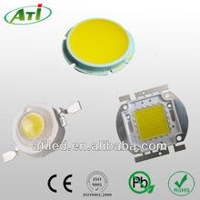high brightness cob led chip, 1W to 500W COB LED manufacturer