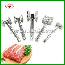 metal steak hammer tenderizer