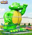 الإعلان نفخ الكرتون تمساح/ الحيوان/ نموذج ضخمة تمساح