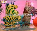 Anúncio inflável cartoon peixe/animal/modelo gigante peixe