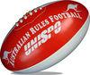 Footy balls, PVC AFL footballs, PVC Ausssie rules footballs