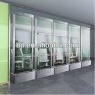 decorative metal room divider home indoor wall crystal room dividers