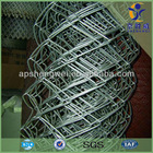 Galvanized Chain Link Safety Fencing