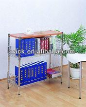 3 Tiers Adjustable Home Storage Shelving
