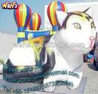 advertising Inflatable cat cartoon/animal/model giant cat