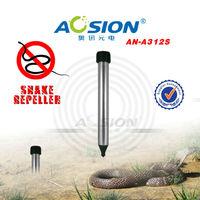 hot Australia market CE RoHS Garden Snakes repeller control repellent fence collars stop deterrent enclosure barriers