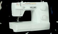 Wellink Free Arm Sewing Machine