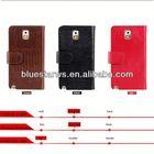 Pu leather New Flip Case Cover cell phone cover for samsung galaxy note3 for samsung galaxy note 3/iii n9000 n9002 n9005
