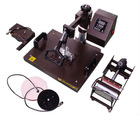 10 in 1 combo heat press machine, t shirt printing machine