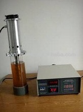 ultrasound green waste coffee grounds bean extraction
