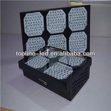 All brusted aluminum Matrix S series led grow lights solar panel